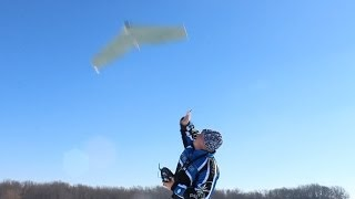 Download The Best Way to Launch a RC Wing Video