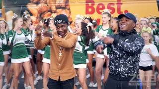 Download Zay & Zayion 'Juju on that Beat' Flashmob! Video