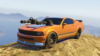 Download ULTIMATE VEHICLE WEAPONS MOD (GTA 5 Mods Funny Moments) Video