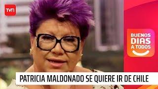 Download ¿Por qué Patricia Maldonado se quiere ir de Chile?   Buenos días a todos Video