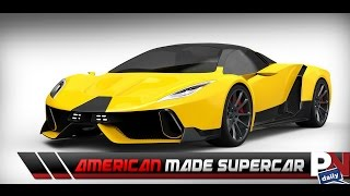 Download This Supercar Is Made In America and Under 80,000? Check This Out! Video