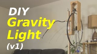 Download Gravity Light - a Homemade/DIY one (version 1) Video