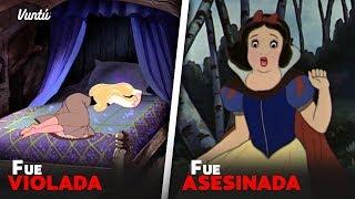 Download Escalofriantes datos de las historias de Disney Video