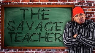 Download THE SAVAGE TEACHER Video