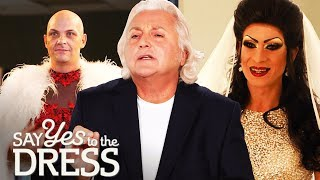 Download David Emanuel Helps Two Drag Queens Find the Dress of Their Dreams   Say Yes To The Vegas Dress Video