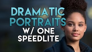 Download Dramatic Portraits Outdoors W/ The Flashpoint R2 Speedlite - Canon 6D High Speed Sync (HSS) Shoot Video