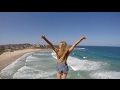 Vibes 💖  GoPro 2018 Beach Girls 🌴 GoPro Hero 5 2018 😛 California Hawaii 2017 ✌ Reggae Song 2018