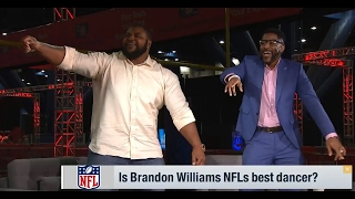 Download Brandon Williams on NFL Network - GMFB Video