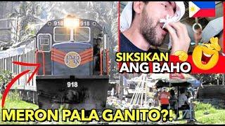 Download Pumasok Ka Ng FRESH Lalabas Ka Ng Mandirigma! 😂 FOREIGNER Riding PNR Phillipine National Railways 🇵🇭 Video