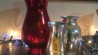 Download Como pintar jarrones/mercury glass Video