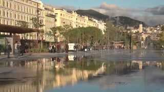 Download Nice, France downtown Video