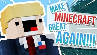 Download Make Minecraft Great Again Video