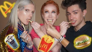 Download NASTY McDonalds MUKBANG feat. KATHY GRIFFIN & JAMES CHARLES Video