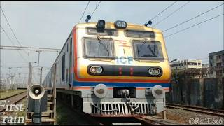 Download Mumbai AC Local Final Trial Before Its Debut | Indian Railways Video