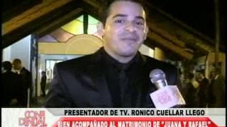 Download RONICO CUELLAR LLEGO ACOMPAÑADO EN LA BODA DE JUANA CAVANAGH Video