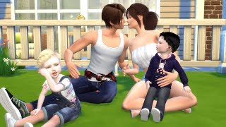 Download THE HATED TWIN | BIRTH TO DEATH | THE SIMS 4: STORY Video
