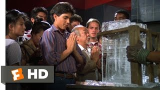 Download The Karate Kid Part II - Breaking the Ice Scene (4/10) | Movieclips Video