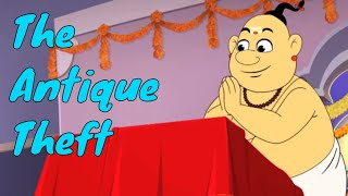 Download Chimpoo Simpoo - Episode 1 | The Antique Theft | Animated Series Video