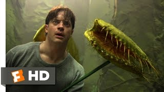 Download Journey to the Center of the Earth (7/10) Movie CLIP - Large Carnivorous Plant (2008) HD Video