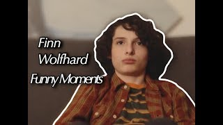 Download Finn Wolfhard - Funny Moments Video