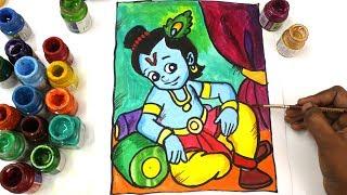 Download Coloring Krishna and Chhota Bheem, Krishna and Chota Bheem coloring pages for kids Video