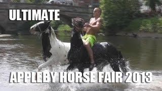 Download Appleby Horse Fair 2013 - Ultimate Video