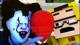 Download PENNYWISE IN MINECRAFT | IT MOVIE 2017 PARODY ANIMATION Video
