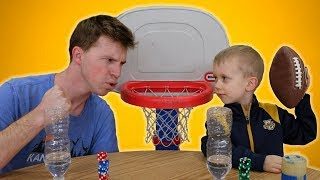 Download JAKE vs. 5 YEAR OLD TRICK SHOT GENIUS! Ft. That's Amazing Video