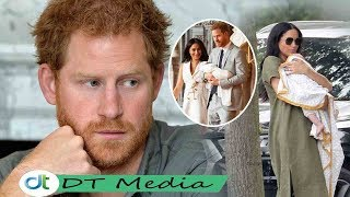 Download Archie looks just not like Prince Harry - Real reason Meghan and Harry chose to hide Archie's face Video