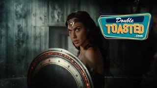 Download WONDER WOMAN MOVIE TRAILER 2 REACTION - Double Toasted Highlight Video