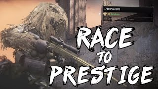 Download Race To Prestige (Christmas Edition) | Modern Warfare Remastered! *LIVE* Video