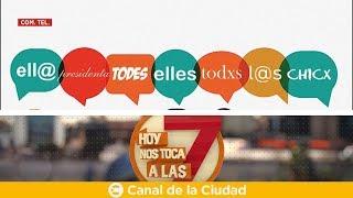 Download Lenguaje inclusivo: se aprobó el uso en Universidad Nac. de la Patagonia - Hoy Nos Toca a las Siete Video
