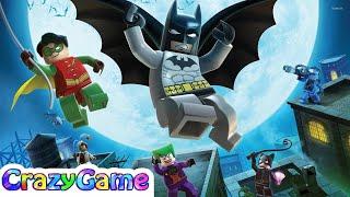 Download The Lego Batman Movie Full Videogame - Lego Movie Cartoon for Children Video
