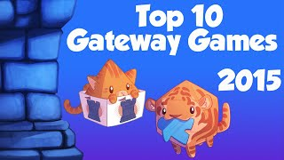 Download Top 10 Gateway Games for New Gamers Video