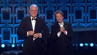 Download Martin Short and Steve Martin - David Letterman Mark Twain Award Video