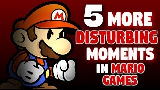 Download 5 MORE Disturbing Moments in Mario Games Video