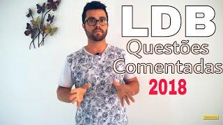 Download LDB - QUESTÕES Comentadas 2018 #1 Video