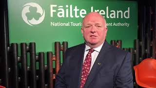 Download Paul Carty of the Guinness Storehouse speaks at Fáilte Ireland's Customer Experience Summit Video