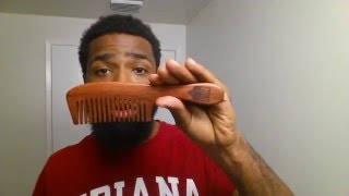 Download 4 Reasons Why You Should Use A Wooden Comb vs. Plastic Comb vs. Metal Pick Video