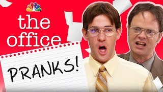 Download Jim's Most Brilliant Pranks on Dwight - The Office Video