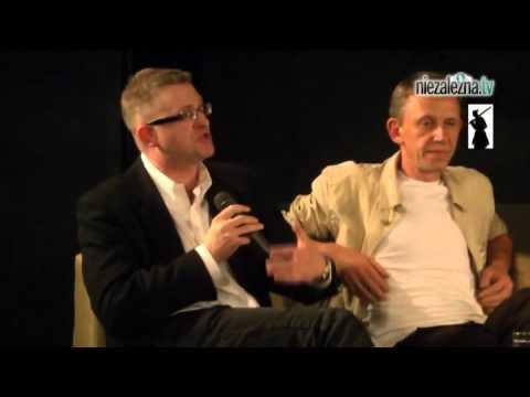 """Grzegorz Braun mówi o rozstrzeliwaniu dziennikarzy """"GW"""" i TVN"""
