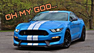 Download Here's Why The Shelby GT350 Mustang Is Not A Muscle Car Video