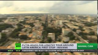 Download RUSSIA Rebuilding MILITARY BASES in CUBA /Supporting brick nations Video