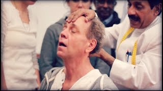 Download INCREDIBLE: Indian Healer Demonstrates Ancient Techniques | Dr. Pankaj Naram | Frozen Shoulder Video