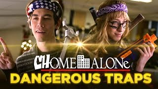 Download What Could go Wrong with Our Dangerous Traps? (CHome Alone 5/5) Video