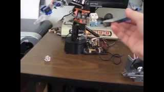 Download Robotic Arm Controlled Romotely Video