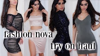 Download FASHION NOVA EXPOSED? TRY ON HAUL 2018 Video