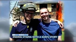 Download Mom continues son's story to end stigma of mental illness Video