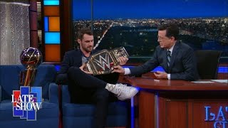 Download How The WWE Helped The Cleveland Cavaliers Win Video