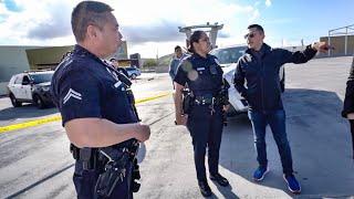 Download POLICE RESPOND TO ALEX CHOI'S BMW M2 GUNSHOT EXHAUST SOUNDS! Video